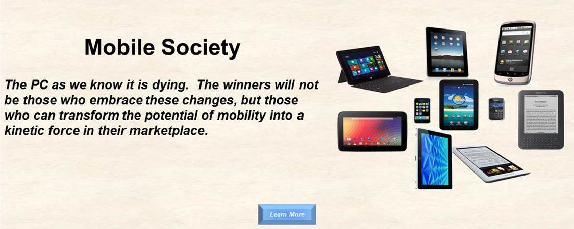 Living in a Mobile Society