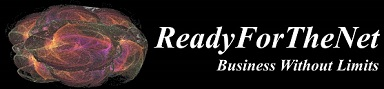 The ReadyForTheNet Logo